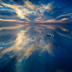 Pixabayの無料画像 - 水, 反射, 水のある景色, 海景, 平和, 穏やかな, 海, 風景