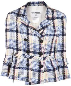 Chanel Iconic double breasted jacket on shopstyle.com