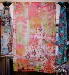 Nourish Your Soul with our GORGEOUS New Scarves! This one is called Surrender
