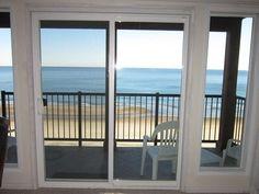 Seaspray - Oceanfront View, private balcony