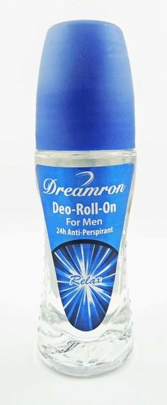 Just Sold! More Available!!Dreamron Deodorant Roll On Anti-Perspirant Relax 20ml protection & freshness #Dreamron