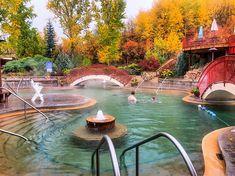 Colorado Springs Resorts, Glenwood Springs Colorado, Salida Colorado, Springs Resort And Spa, Colorado Trip, Spring Spa, Spring Resort, Water Slides, Resort Spa