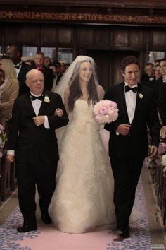 If Blair Waldorf had her two dads walk her down the aisle, then someday I can too!