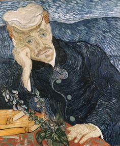 "10 Thrilling Reasons to Love van Gogh: ""Dr. Gachet,"" June 1890"