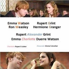 i personally believe that Emma and Rupert would make a great couple...