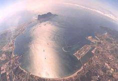 Bahía de Algeciras (Cádiz).