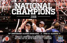 Utah Utes, University Of Utah, College Football, Alabama