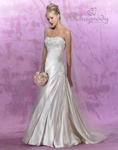 Rhapsody Couture Bridal Collection - R6804