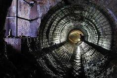 Creepiest Secret Underground Tunnels Around the World Birmingham, Creepy, Fair Grounds, Around The Worlds, Urban, Explore, History, Travel, Crystal