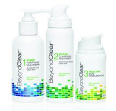 Beyond Clear™ is a new type of #acne treatment that clears #blemishes fast without irritation.