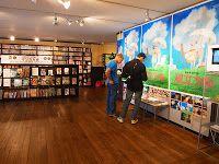 度々行きたい旅。: 京都観光:京都国際マンガミュージアムは、マンガの博物館と図書館の文化施設!!