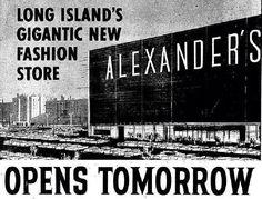 Alexander's Rego Park opening