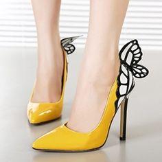 Shoespie Street Savvy Attractive Platform Heels