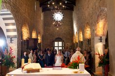 Church or Symbolic Ceremonies | Original Tuscan Wedding