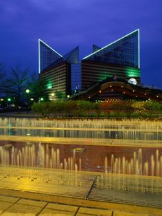 The Tennessee Aquarium,Chattanooga, Tennessee