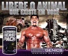 É o aliado perfeito para quem busca ganhos de músculos densos, de alta qualidade e permanentes. Ultimate Beast Pack fornece aminoácidos e ingredientes especiais exatamente quando se precisa deles.