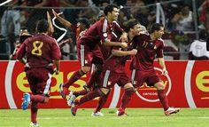 Bolivia vs Venezuela En Vivo por TVEs y Meridiano Eliminatorias Conmebol 2013 rumbo al Mundial Brasil 2014 juegan hoy Viernes 7 de Junio del 2013 a partir de las 15:00hrs ET en el Estadio Hernando Siles.