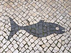 Fish, Mosaic, Stone  http://pixabay.com/en/fish-mosaic-stone-238168/