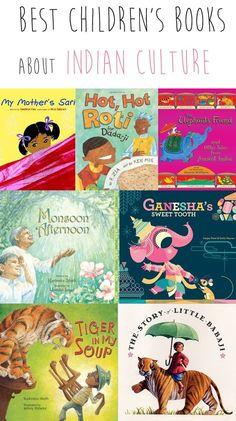 Best children& books about Indian culture from Alexandra Madhavan - PragmaticMom - Best Children Books, Childrens Books, Books To Read, My Books, Thinking Day, Children's Literature, Library Books, Book Lists, Reading Lists