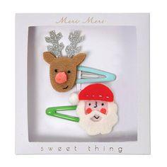 Santa and Reindeer H