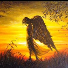 """✨👼 On any path that you may stroll, Keep your angel in your soul. - Suzanne Siegel Zenkel, """"Your Secret Angel"""" 😇✨ My Demons, Angels And Demons, Dark Angels, Fallen Angels, Wiccan Spells, Magick, Angelus, I Believe In Angels, Angels Among Us"""