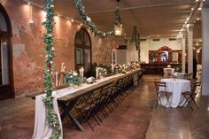 Lindsey   Johns Wedding Reception | Grand Opera House Of The South in Crowley, La | Pure Vintage Wedding Rentals & DesignVintage Furniture - Farm Tables - Benches - Decor - Tabletop - Linens - Props - Backdrops