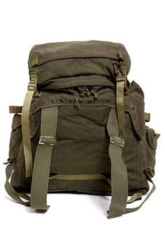 British p54 Rucksack Reverse Canadian Forces Rucksack Norwegian Framed canvas Rucksack Swiss Army Large Assault Backpack Swiss Backpack US Alpine WWII Rucksack