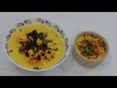 Pakoda kadhi is a tradition Rajsthani dish made with fresh curd and Chickpea flour with some Indian spices and oil free pakoda. Watch and learn how to make a Pakoda Kadhi oil free. Enjoy the awesome recipe