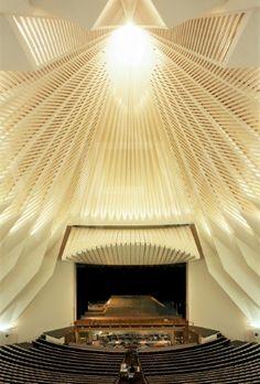 Auditorio de Tenerife | Santiago Calatrava Valls