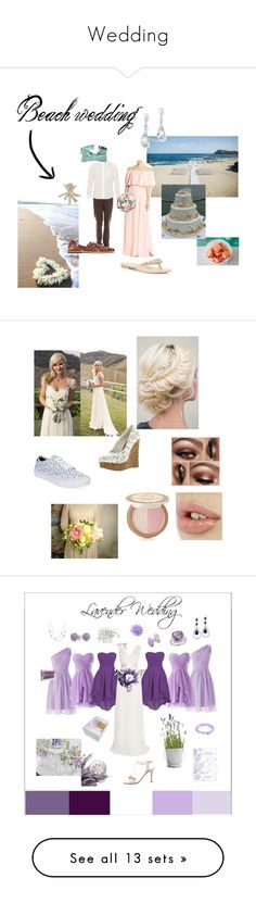 """""""Wedding"""" by marzenakedra ❤ liked on Polyvore featuring Palm Beach Jewelry, Show Me Your Mumu, Brunello Cucinelli, Oasis, Blue Blue Japan, Sola, Topman, Ted Baker, intimates and panties"""