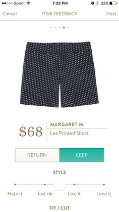 love my margaret M pants - I'd probably like them if they are similar. Would love a black print or aqua/hot pink/purple etc.