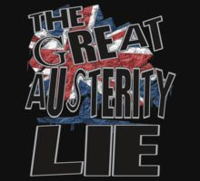 THE GREAT AUSTERITY LIE by Paparaw