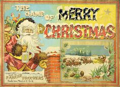 Christmas Board Games Brother 23 Ideas For 2019 Merry Christmas Images, Christmas Past, Christmas Books, Christmas Photos, Christmas Graphics, Father Christmas, Christmas Stuff, Antique Christmas, Vintage Christmas Cards