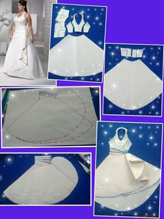 Pattern Making Fundamentals: D by Saharienne Wedding Dress Patterns, Dress Sewing Patterns, Blouse Patterns, Clothing Patterns, Sewing Ruffles, Pattern Cutting, Pattern Making, Sewing Tutorials, Sewing Projects