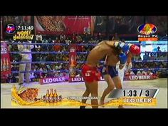 Khmer Boxing, Pun Chanta Vs. Thai, Bayon Boxing, 25 December 2016 For more boxing Videos Download Android App: https://play.google.com/store/apps/details?id=com.khmeronlines.sarann.worldboxingvideos please like or follow the page!