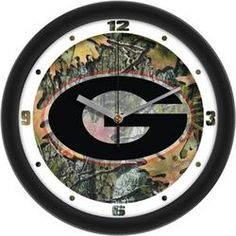 Georgia Bulldogs Wall Clock...