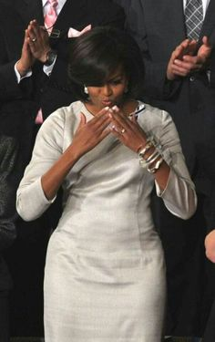 We will always love you. You will be missed, indeed. Stunning First Lady Michelle  Obama