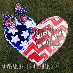 Gotta do this for Memorial Day!! #door hanger