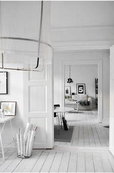 PnS Post: White Interiors