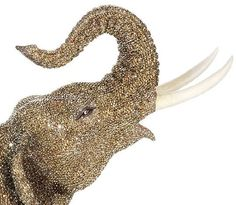 Swarovski Crystal Myriad Matang - Elephant, Limited Edition.  Swarovski Crystal Figurine.