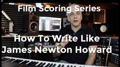 In this episode of Everything Music, I will show you melodic and harmonic devices that film composer James Newton Howard uses in his writing to create his ep. Music Theory Lessons, Film Score, Scores, The Secret, Musicals, Novels, Writing, Composition, Being A Writer
