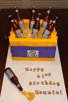 lsu cake ideas | ... ideas from various CC users. Thanks everyone for ideas with this cake