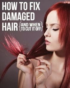 #Beauty : How To Fix Damaged Hair | My Favorite Things
