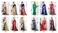 Catalog: AARTI Brand: Liberty Lifestyle Catalog Design No: 11001 to 11012 Product: Digital Printed Georgette Saree Saree Fabric: Georgette Blouse Fabric: Banglory Single-Piece Rate: 635/- Rs Wholesale Rate: 595/- Rs Wash Care: Dry Clean Dispatching Time: Same Day  http://www.facebook.com/libertylifestylesurat/posts/1017942834976184  FOR Orders / Inquiry / Whats App: +91 97263 00063 Email: libertylifestyle.online@gmail.com Official Website: http://libertylifestyle.in  LIBERTY LIFESTYLE…