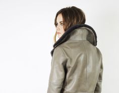 SPENCER Leather Jacket #CHAPAL