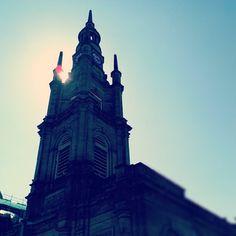 St. George's Torn Parish Church by @ijusty