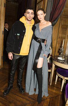 Zayn Malik and Gigi Hadid split after two years of dating. Zayn Malik and Gigi Hadid have called it quits after more than two years of dating.