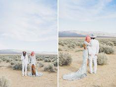 Ainsley and Sebastien's Vegas Wedding