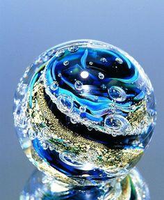 Blown Glass Art, Art Of Glass, Glass Artwork, Fused Glass, Stained Glass, Sculpture Art, Sculptures, Sculpture Ideas, Glass Marbles
