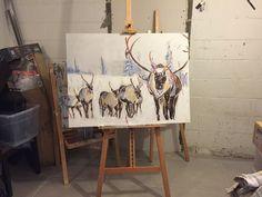 Kim Campbell, Art Gallery, My Arts, Painting, Art Museum, Painting Art, Paintings, Painted Canvas, Drawings